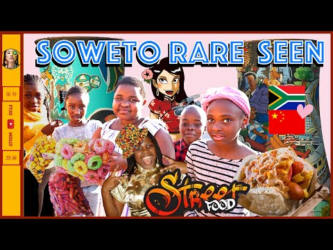 Rich African Township Life Rare Seen ( Soweto Johannesburg South Africa) -Africa China - 非洲贫民中的富人生活