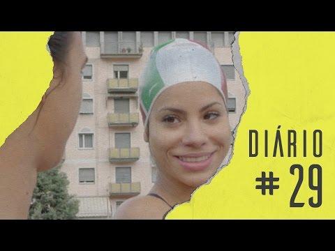 Diário de Bordas #29 - Ingrid Oliveira e Giovanna Pedroso na Rio 2016