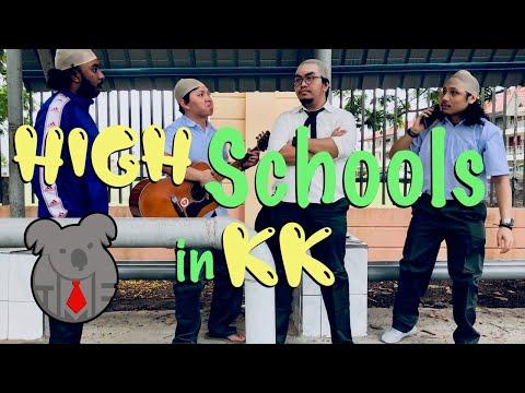 High Schools in Kota Kinabalu