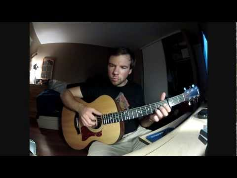 Lovesong guitar Fingerstyle - Adele cover