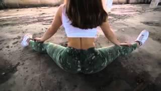 Sexy russian girl twerking   YouTube