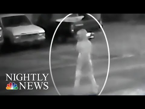 Tampa Police Search for Possible Serial...