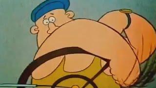 Смешные русские мультфильмы для взрослых Густав жульничает