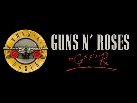 Guns N Roses – São Paulo 11/11/2016 – Not In This Lifetime Tour – Full HD