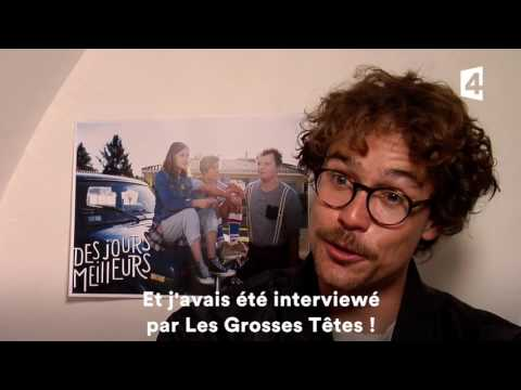 """France 4 / Des jours meilleurs : ITV """"1re fois"""" de Baptiste Lorber"""