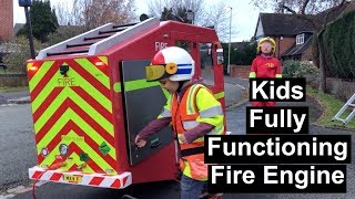Kids Fire Engine Adventure