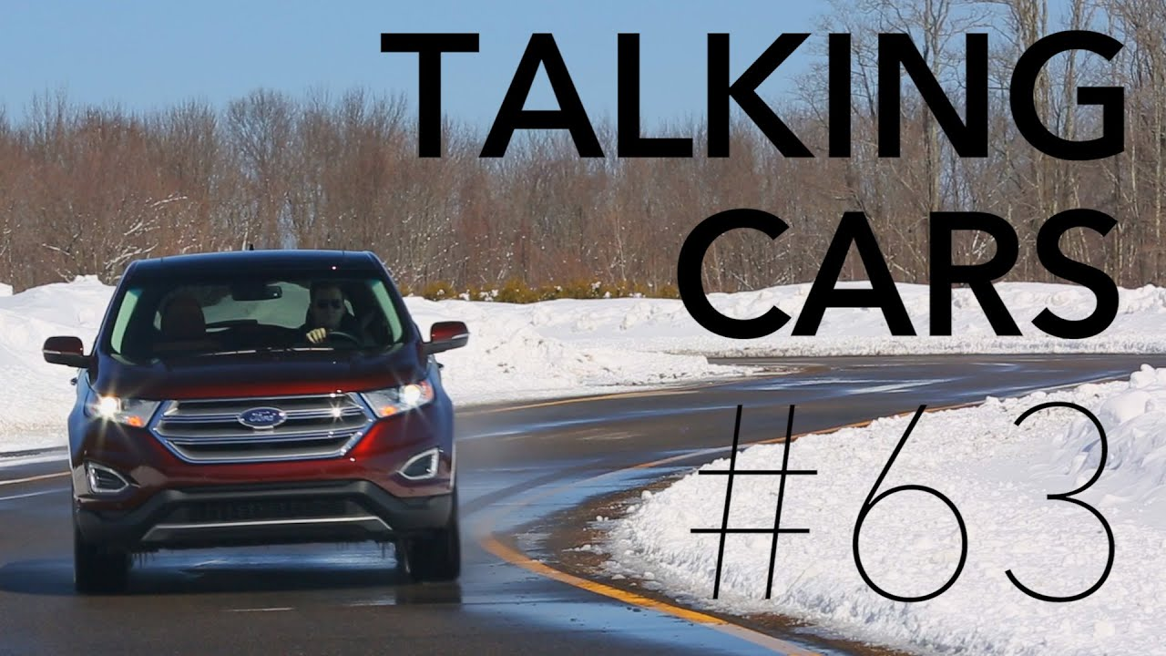 Talking Cars With Consumer Reports  Ford Edge Lexus Nx Consumer Reports Youtube