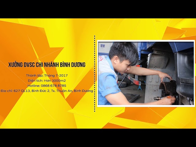 Giới thiệu 3 trạm dịch vụ sửa chữa Ô Tô Miền Nam
