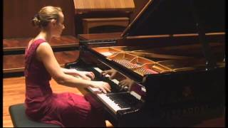 59th F. Busoni Piano Competition - Solo Semi-Finals - Oxana Schevchenko