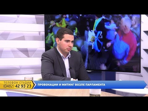 DumskayaTV: Вечер на Думской. Михаил Кацин, 18.10.2017