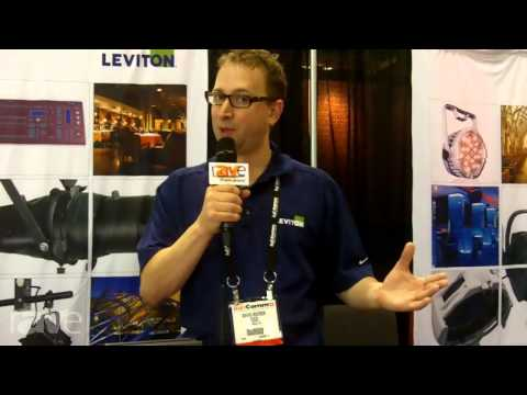 InfoComm 2013: Leviton Showcases its Wireless DMX Products