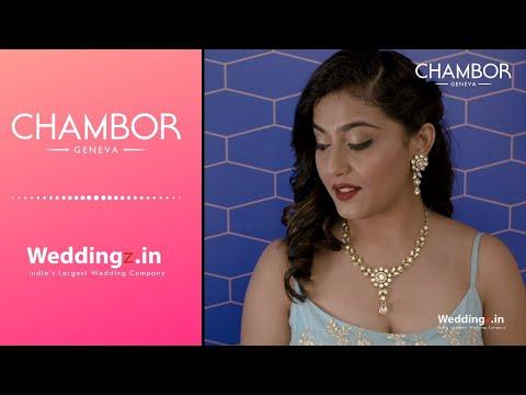 Chambor x Weddingz: Festive Glam | Makeup Tutorial