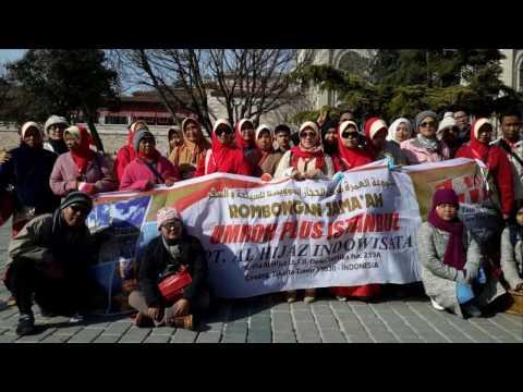 Travel umroh dan haji plus al hijaz hubungi call/wa 082114202323 atau klik http://bit.ly/infodandaft.