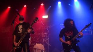 Pentacle - Scythes + Into the fiery jaws LIVE 2014