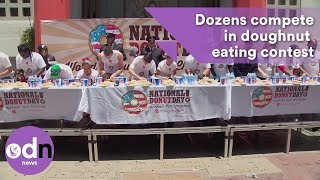 eating contest