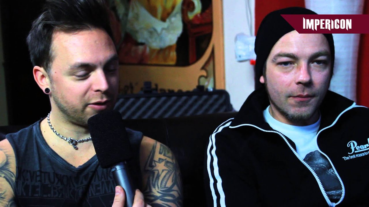 Bullet For My Valentine Interview About Temper Temper Youtube