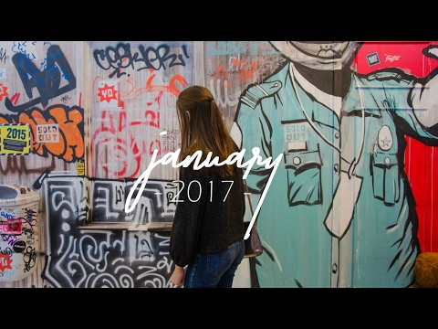 Document Your Life | January 2017