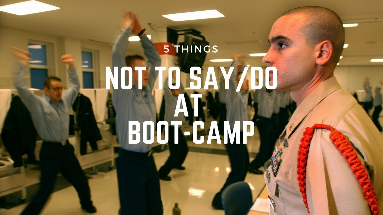 Does not have boot camp program