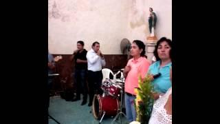 Coro juvenil Santa Ana de Dzemul yucatan.