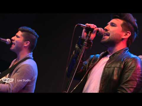 Dan and Shay - Nothin' Like You (98.7 THE BULL)