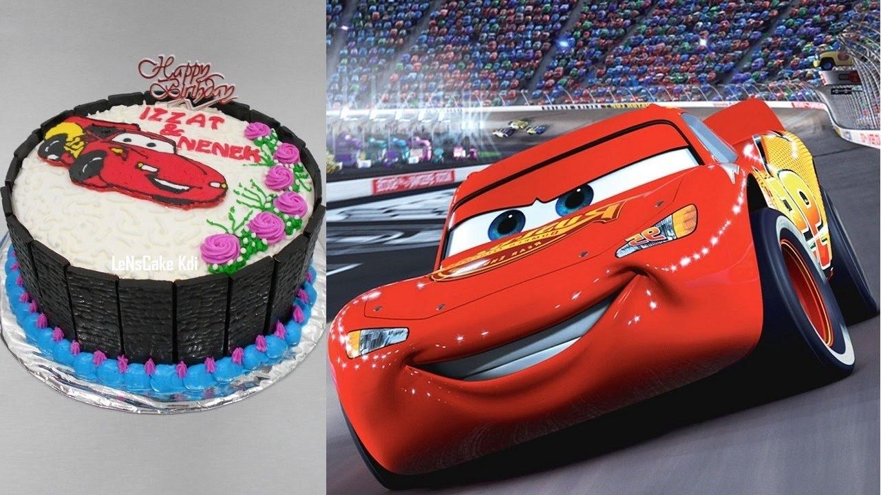 Car Cake Design