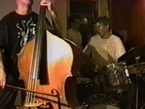 Marilyn Crispell Barry Guy & Gerry Hemingway:  at the Knitting Factory 1996