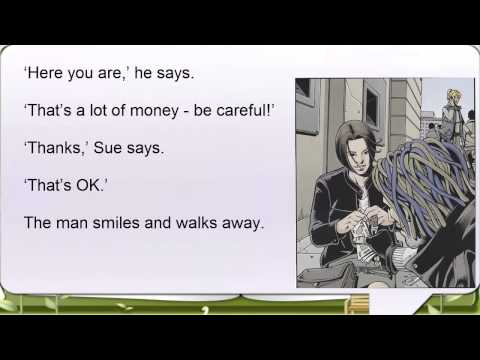 Learn English Through Story Police TV Level 0