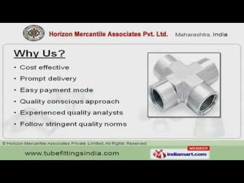 Industrial Pipes & Tubes Fittings by Horizon Mercantile Associates Private Limited, Mumbai