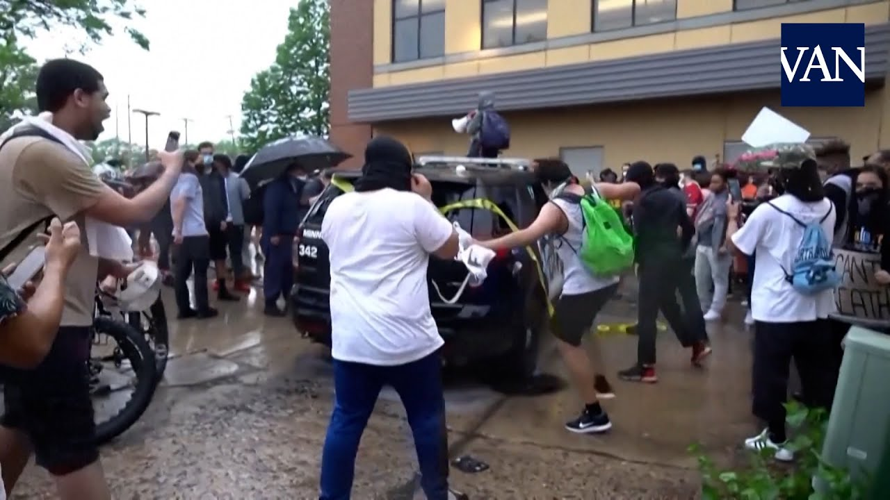 Furia en Minneapolis por la muerte de George Floyd: manifestantes ...
