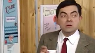 Break with Bean | Funny Clips | Mr Bean Official