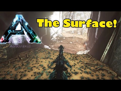Aberration ark obelisk