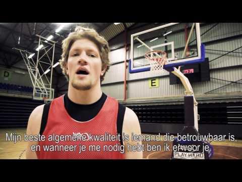 Spelersvoorstelling Daniel Jansen