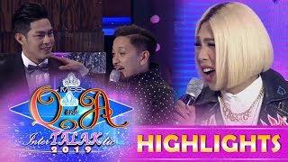 It's Showtime Miss Q & A: Vice Ganda expresses ill feelings towards Kuya Escort Ion