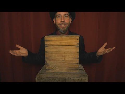 Beauregard's Blissful Binaural Box of ASMR