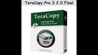 حل مشكلة البطء الشديد فى نقل او نسخ الملفات بين الهاردات و الفلاشة باستخدام برنامج TeraCopy Pro 2018