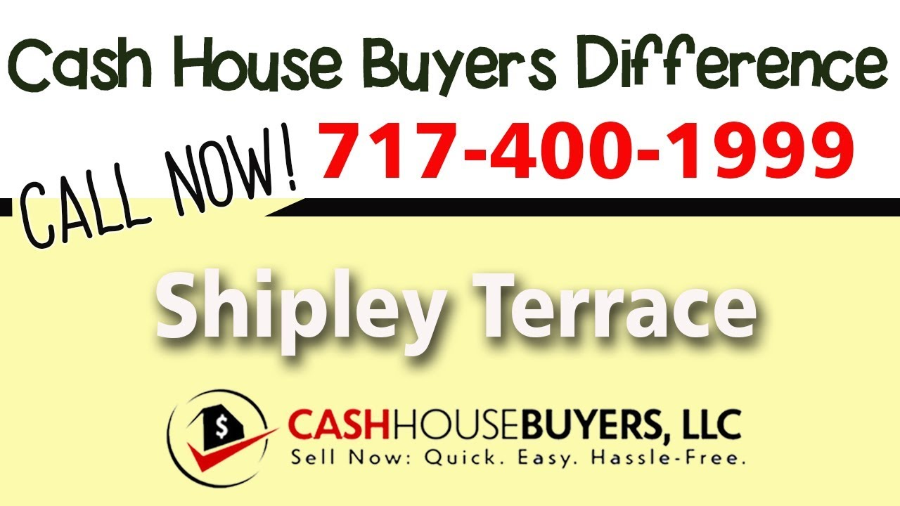 Cash House Buyers Difference in Shipley Terrace Washington DC   Call 7174001999   We Buy Houses