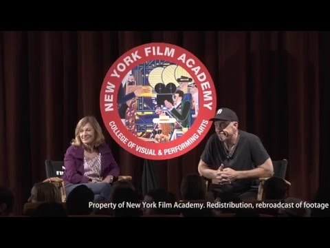 Discussion with Oscar Winning Actor J.K. Simmons at New York Film Academy
