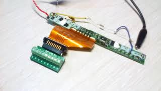 Урок №3 Ремонт батареи DELL на чипе bq8030