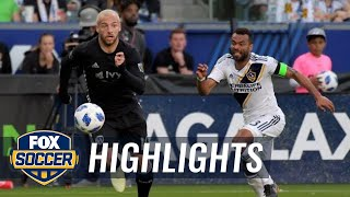LA Galaxy vs. Sporting Kansas City | 2018 MLS Highlights
