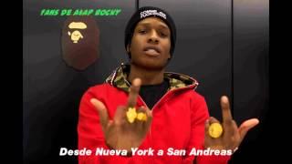R-Cali -A$AP Rocky- (Subtitulada español)