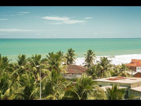 This resort in the Central Region of Ghana is a hidden GEM - Elmina Beach Resort - Vlog 5