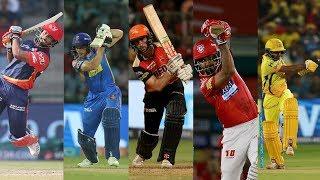 Top 5 Batsmen in #IPL2018: #AakashVani