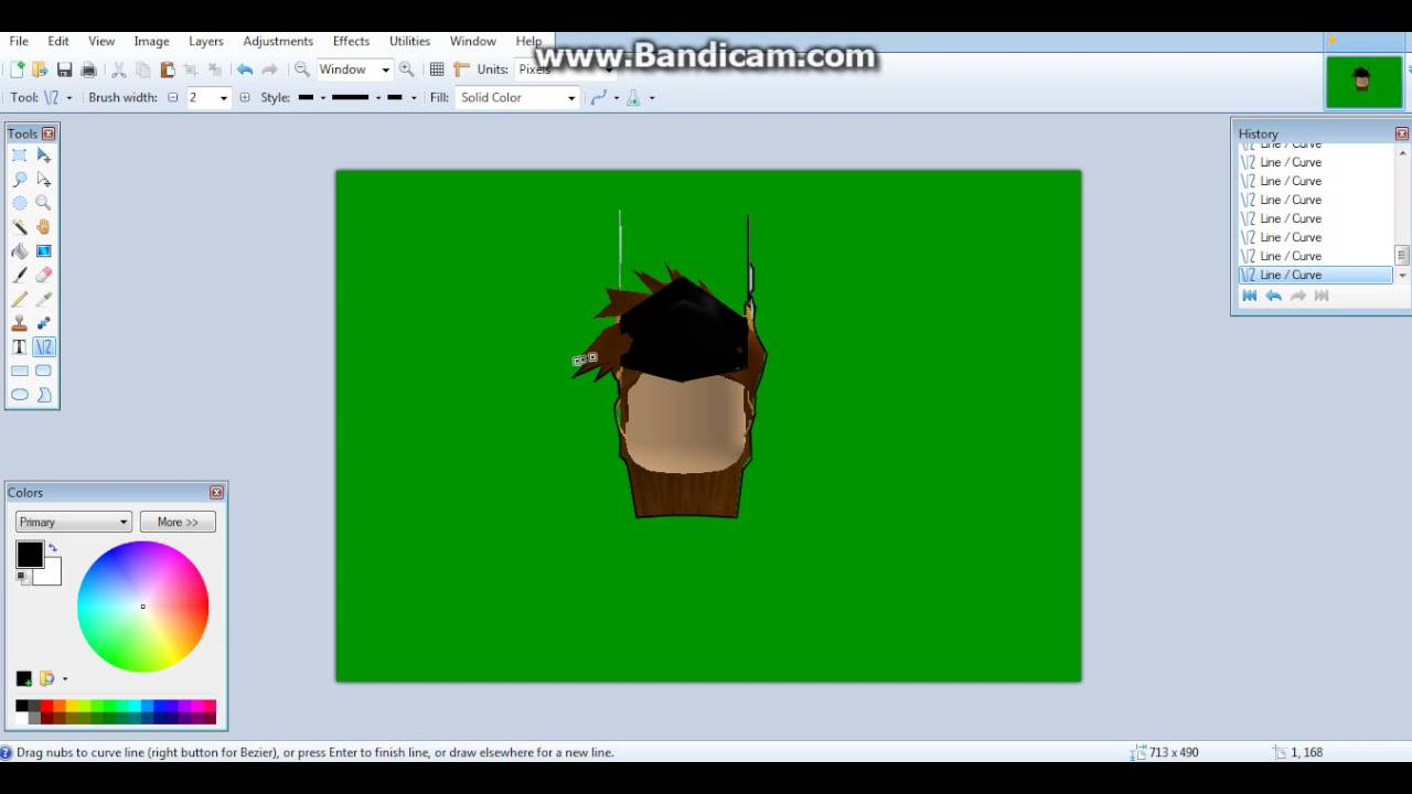 How To Make A Cool Roblox Profile Picture Part 2 Youtube