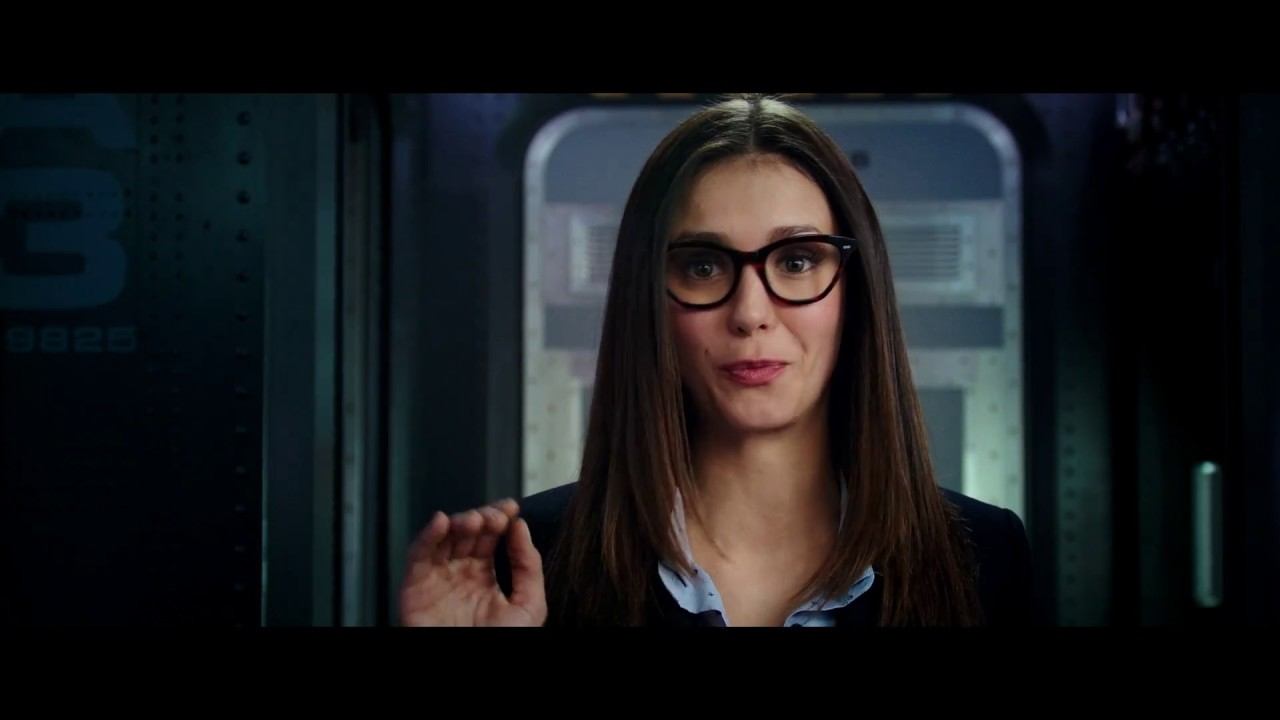 Alison Brie Xxx nina dobrev reveals her safe word while flirting with vin diesel xxx:  return of xander cage clip