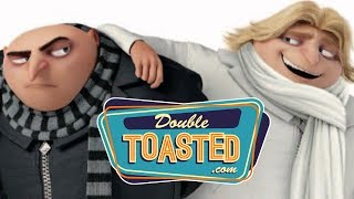 DESPICABLE ME 3 REVIEW  - Double Toasted