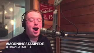 Cadbury Karaoke: Travis Sings Ke$ha