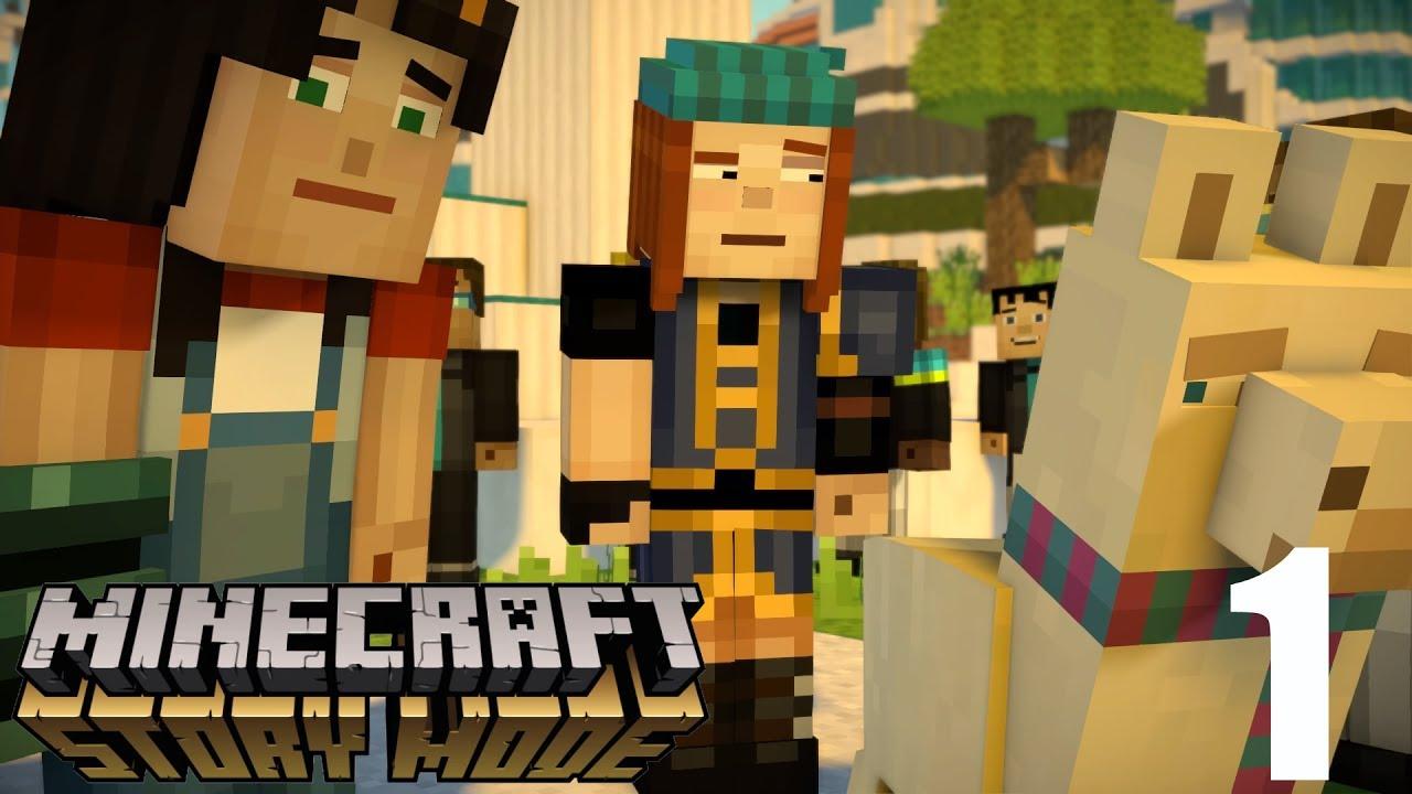 Wait Why Am I Female Jesse Minecraft Story Mode Season 2