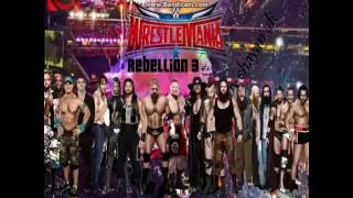 WWE Rebellion 3 Gameplay and Roster + Download Link