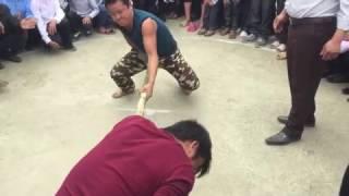 Thi đẩy gậy Sa Lông -Mường Chà-Điện Biên-P3