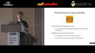 «Что может Python на микроконтроллерах» Андрей Власовских, JetBrains